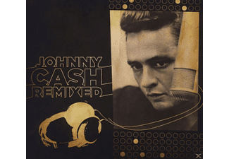 Johnny Cash - Johnny Cash Remixed (Limited Edition) [CD + DVD Video]