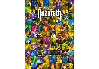 Nazareth - Homecoming - The Greatest Hits Live in Glasgow [DVD]