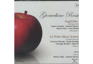 Gioachino Antonio Rossini - Guglielmo Tell - (CD)
