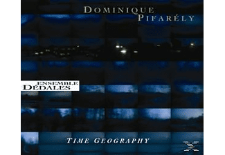 Dominique Pifarely - Time Geography - (CD)