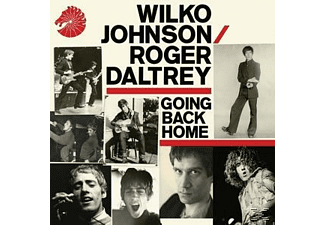 Wilko Johnson, Roger Dartley - Going Back Home [Vinyl]