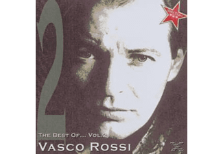 Vasco Rossi - The Best Of Vol.2 - (CD)