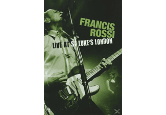 Francis Rossi - Live At St.Luke's, London - (DVD)