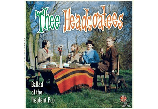 Thee Headcoatees - Ballad Of The Insolent Pup - (Vinyl)