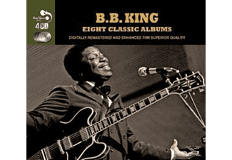 B.B. King - 8 Classic Albums - (CD)