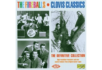 The Fireballs - Clovis Classics: The Definitive Collection [CD]