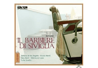 Milano So - Il Barbiere Di Siviglia-Digipa - (CD)