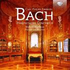 Pieter-jan Belder - Harpsichord Concertos [CD] - broschei