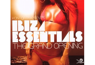 VARIOUS - Kontor Pres.Ibiza Essentials (The Grand Opening) - (CD)
