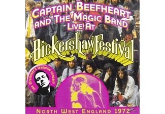 Captain Beefheart, Don And The Magic Band Van Vliet - Live At Bickershaw Festival - (Vinyl)