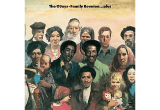 The O'Jays - Family Reunion - (CD)