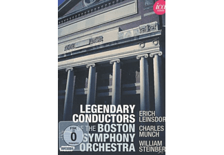 Boston Symphony Orchestra - Great Conductors Of The Boston Symphony Orchestra - (CD)