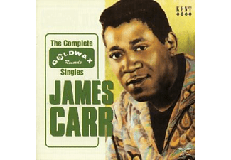 James Carr - The Complete Goldwax Singles - (CD)