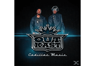 Outkast - Cadillac Music [CD]