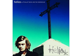 Phillip Boa;Phillip & The Voodooclub Boa - Helios (Remastered) [CD]