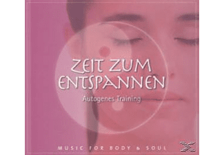 VARIOUS, Music For Body & Soul - Zeit Für Entspannung-Autogenes Training - (CD)
