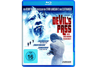 Devil's Pass [Blu-ray]