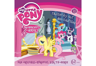My Little Pony - My Little Pony 10: Fluttershy auf dem Laufsteg - (CD)