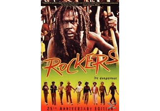 - Rockers - 25th Anniversary Edition - (DVD)