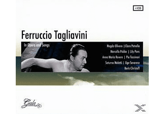 Ferrucio Tagliavini - In Opera And Songs - (CD)