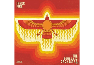 The Souljazz Orchestra - Inner Fire [CD]