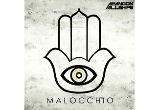 Abandon All Ships - Malocchio - (CD)