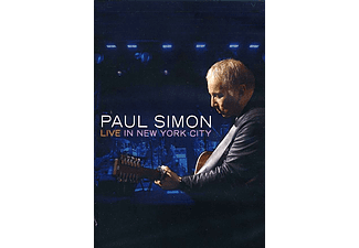 Paul Simon - Live In New York City 2011 (DVD)
