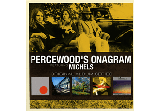 Percewood's Onagram Feat. Michels - Original Album Series [CD]