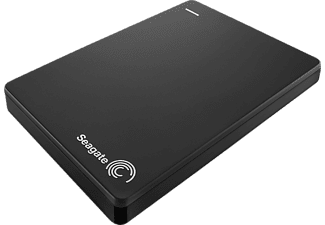 SEAGATE Backup Plus Portable Drive 2TB Black - (STDR2000200)