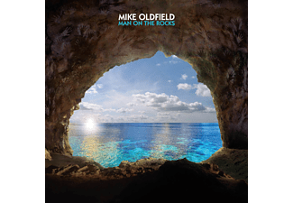 Mike Oldfield Man On The Rocks