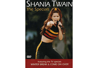 Shania Twain - The Specials (DVD)