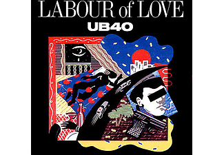 UB40 - Labour Of Love I (CD)