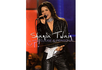 Shania Twain - Up! Close & Personal (DVD)