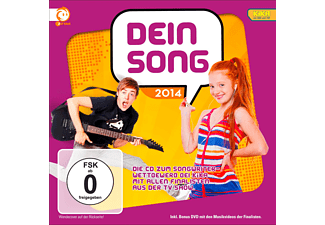 Various - Dein Song 2014 [CD + DVD Video]