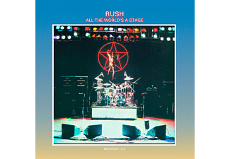 Rush - All The World's A Stage [CD]