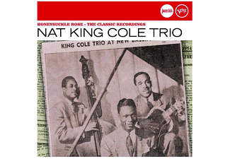 Nat King Cole - Honeysuckle Rose (Jazz Club) [CD]