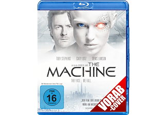 The Machine - They Rise. We Fall. - (Blu-ray)