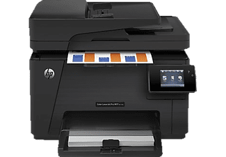 HP Color LaserJet Pro MFP M177fw, 4-in-1 Laser-Multifunktionsdrucker, Schwarz