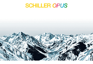 Schiller - Opus-White Album [CD]