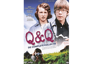 Q - De Complete Collectie | DVD