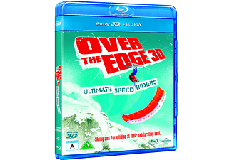 Over the Edge - 3D Barn Blu-ray