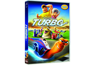 Turbo Familj DVD