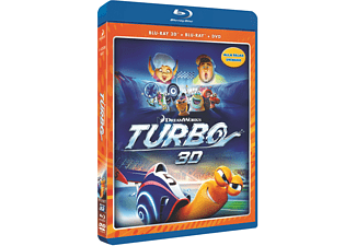 Turbo - 3D Familj Blu-ray 3D