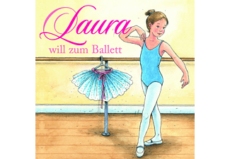 Laura - 01: Laura Will Zum Ballett - (CD)