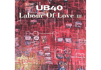 UB40 - Labour Of Love III (CD)