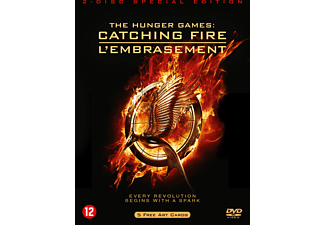The Hunger Games: Catching Fire - Special Edition | DVD