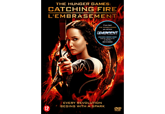The Hunger Games: Catching Fire | DVD