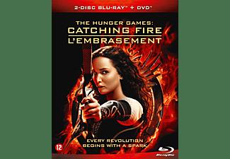 KOLMIO MEDIAThe Hunger Games Catching Fire | Blu - ray