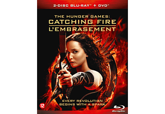 The Hunger Games: Catching Fire | Blu-ray