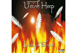 Uriah Heep - Lady In Black (CD)